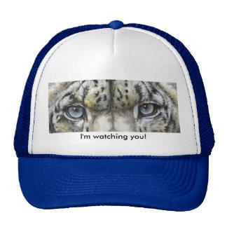 I'm watching you! trucker hat
