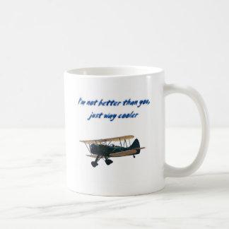 I'm Way Cooler,  WACO Coffee Mug
