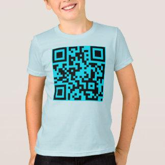 I'm wearing a QR code! T-Shirt