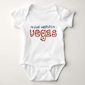 I'm What Happened In Vegas Baby Bodysuit