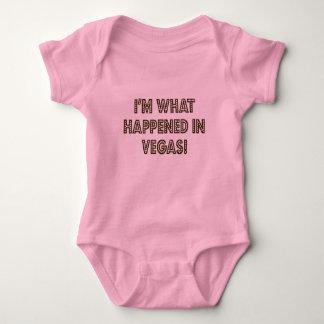 I'm What Happened In Vegas! Baby Bodysuit
