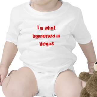 I'm What Happened in Vegas - Baby Top T-shirt