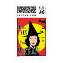 Wicked Halloween Stamps