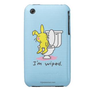 I'm Wiped iPhone 3 Case