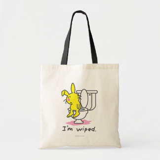 I'm Wiped Tote Bag
