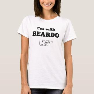 I'm with Beardo T-Shirt