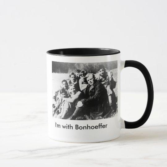 I'm with Bonhoeffer Mug