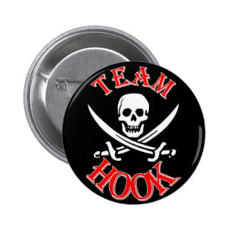 I'm with Captain Hook Pins