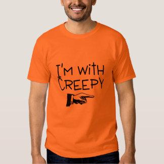 Im With Creepy Shirt