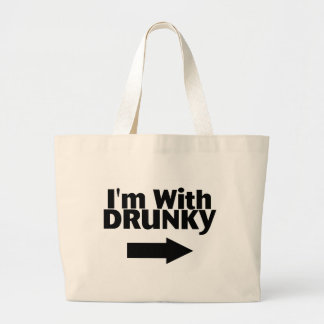 Im With Drunky Bag