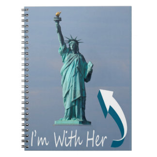 I'm With Her! Notebook