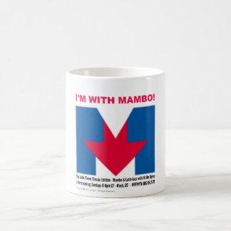 """I'm With Mambo"" mug"