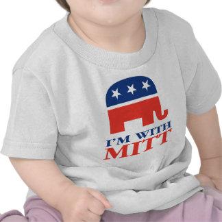 I'm With Mitt Shirt