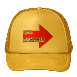 I'm with Neurotypical Hat