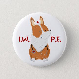 I'm With Pickles Foundation - Corgi Pin
