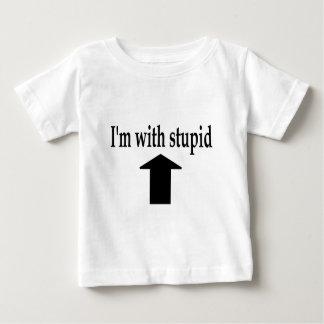 Im With Stupid 4 Tee Shirts