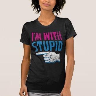 I'm With Stupid Shirts