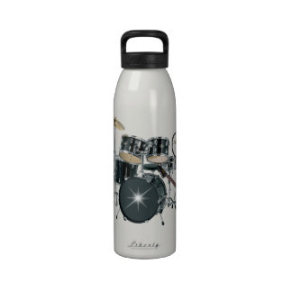 """""""I'm With The Band"""" Liberty Bottle Water Bottle"""
