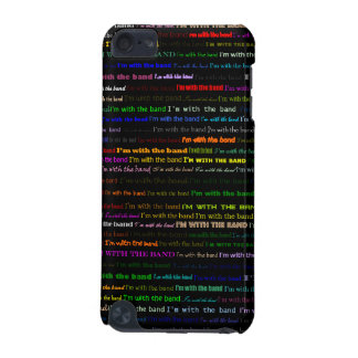I'm With The Band Text Design I iPod Touch Speck C iPod Touch (5th Generation) Case
