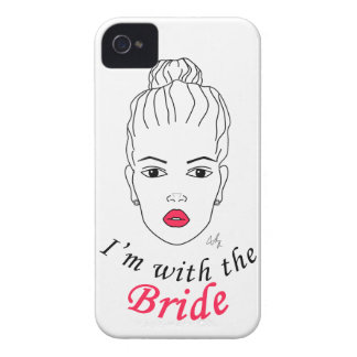 I'm with the Bride Case-Mate iPhone 4 Case
