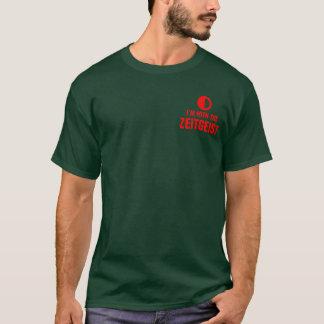 I'm With the ZEITGEIST - Pocket Motif T-Shirt