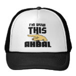 I'm With This Ahbal Trucker Hat