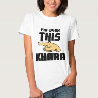 I'm With This Khara T-Shirt