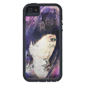 I'm with Wig Purple iPhone Case Case For iPhone 5