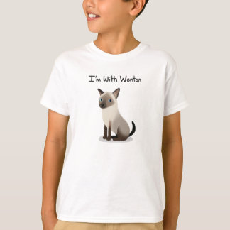 I'm With Wonton T-Shirt