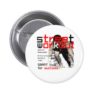 i'm workout pinback button