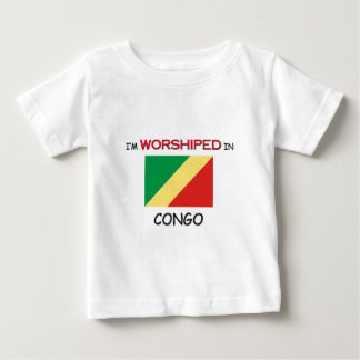I'm Worshiped In CONGO Baby T-Shirt