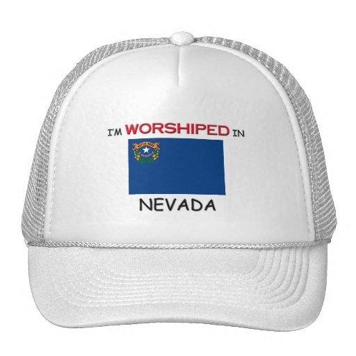 I'm Worshiped In NEVADA Trucker Hat