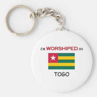 I'm Worshiped In TOGO Key Chain