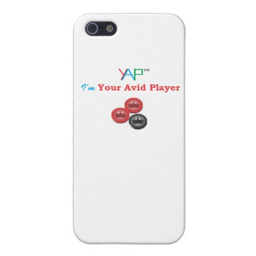I'm Your Avid Player of Checkers iPhone 5/5S Covers