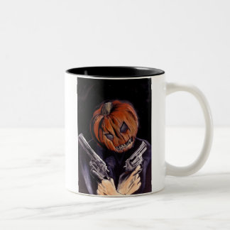 I'm Your Boogeyman Two-Tone Coffee Mug