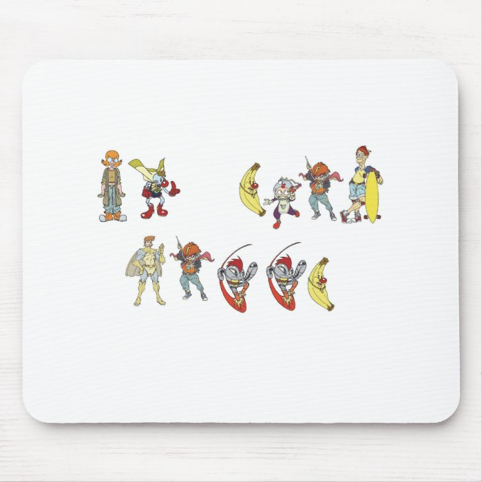 I'm Your Buddy Mouse Pad