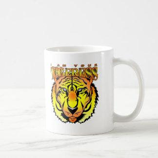 I'm your Exotic Tigeress #2 Mugs