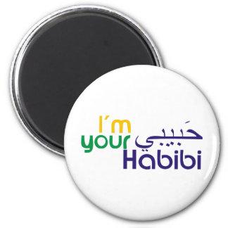I'm your Habibi Magnet
