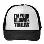 I'm your Halloween Treat Trucker Hat