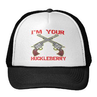 I'm Your Huckleberry 6 Guns Trucker Hat