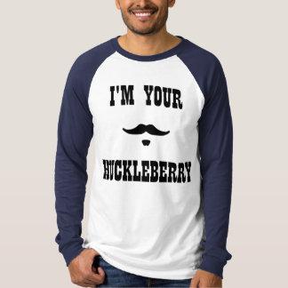 I'm Your Huckleberry Doc Holliday Tee Shirt