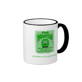 I'ma Christian Ringer Coffee Mug