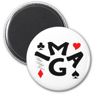 I'ma G! 2 Inch Round Magnet