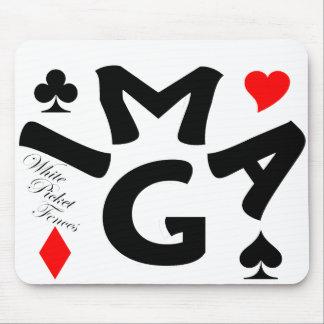 I'ma G! Mousepad