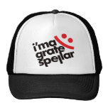I'ma Grate Spellar - Red Hats
