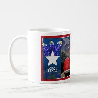 IMA-TXN Denton Texas mug