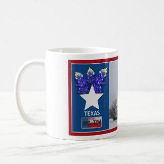 IMA-TXN Texas Aubrey Denton County snow mug