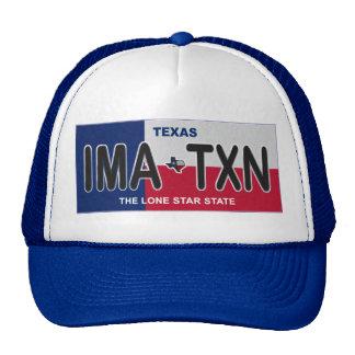 IMA TXN TRUCKER HAT