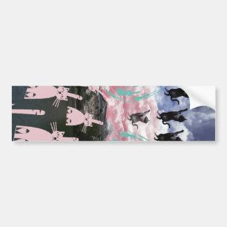 Imabari love love bumper stickers