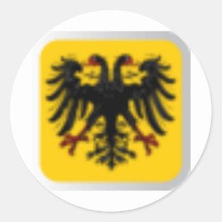 iMAC Army Symbol Stickers